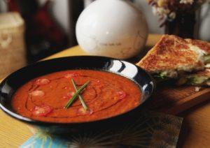 soupe de tomates VAD Steph