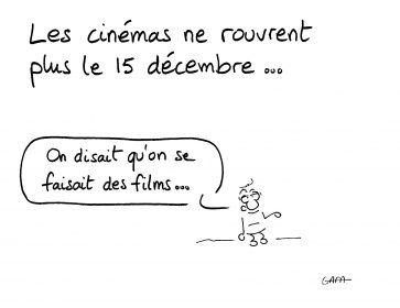 GAFA_cinémas fermés