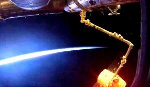 space cargo satellite