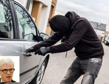 sos avocat siret portrait vol voiture