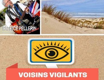 voisins vigilants pellerin plage