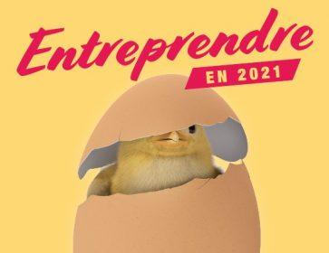 entreprendre en 2021