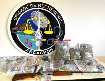 saisie gendarmerie arcachon 18 03 21
