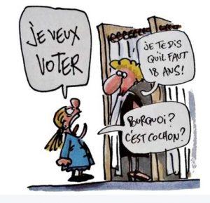vote jeune