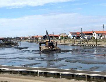 Nautisme / Politique : Pour Gujan, la gestion du SMPBA, c'est le port de l'angoisse… 21/04/21 Gujan-Mestras / La Teste On...