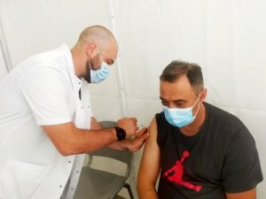 vaccination ares