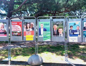 Elections : Les listes en présence pour choisir les futur(e)s membres des Conseils départemental et régional (ou pas)… 18/06/21 Le moins...