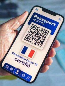 passeport vaccinal photo