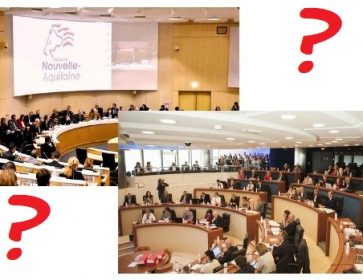photo conseil général et conseil regional question