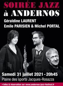 andernos jazz festival 2021