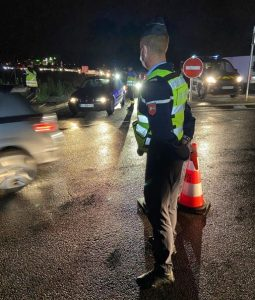 controle gendarmerie de gironde