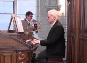 orgue et cor de chasse gujan