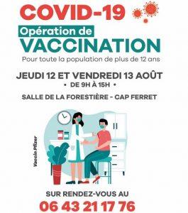 vaccination lege cap ferret