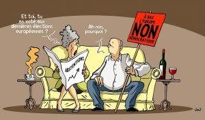 dessin non a l union europenne