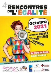 femmes solidaires 2021 affiche