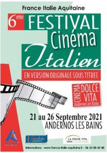 festival cinema italien