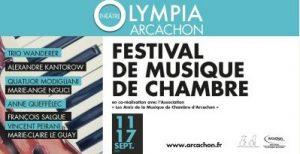 festival musique de chambre arcachon
