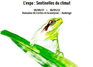 expo sentinelles du climat