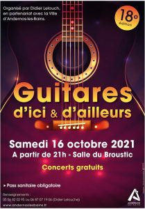 guitare d ici lelouch 2021 andernos